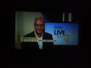 cre8you bush business online kochie promo