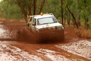 car 8 - the great endeavour rally